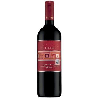 Colosi Siciliane Rosso 2019
