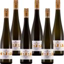 Seehof Fauth Ortsweine vom Kalkstein Probierpaket 6er