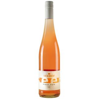 Seehof Fauth Pinot Noir Rose 2020